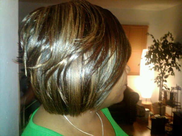 sew in layered bob hairstyles : ... long hair sporty hairstyles for long hair long layered choppy haircuts